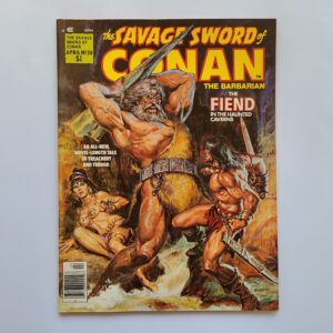 savage sword 28