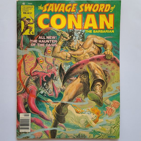 savage sword 37